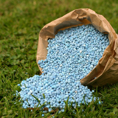 Make sure you use the right kind of fertilizer.