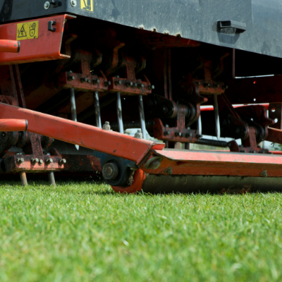 fall lawn care aeration is a great way to boost your lawn's health